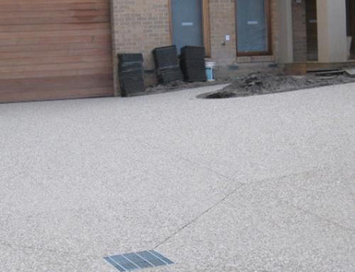 Avoid a Bland Concrete Driveway