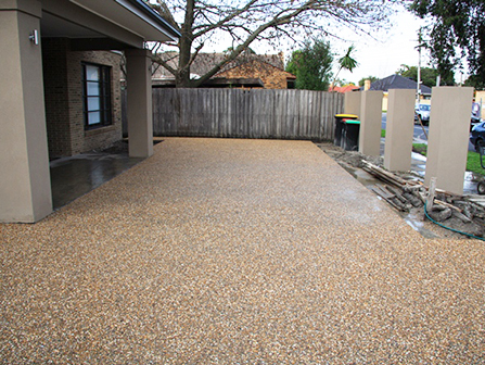 Designer Concrete Finishes By Moremac Constructions